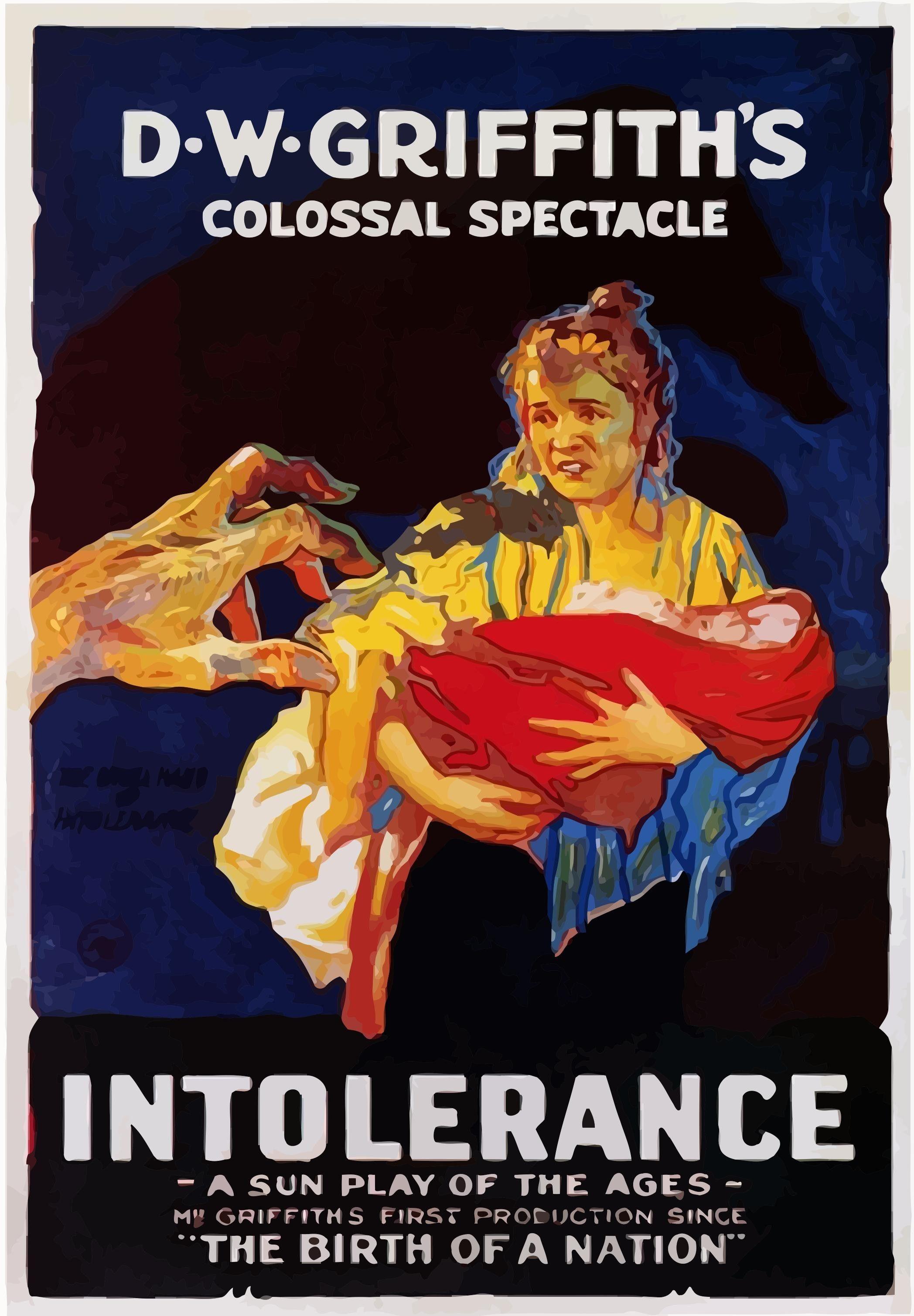 Intolérance - Film (1916) - SensCritique