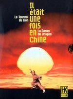 Affiche Il était une fois en Chine IV : La Danse du dragon