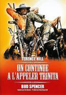 Affiche On continue à l'appeler Trinita