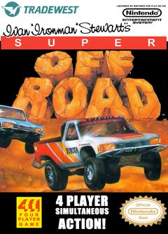 Jaquette Super Off Road