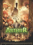 Affiche Arthur et les Minimoys