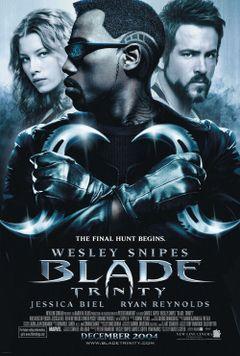 Affiche Blade : Trinity