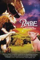 Affiche Babe, le cochon devenu berger