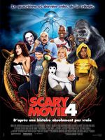 Affiche Scary Movie 4