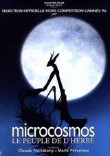 Affiche Microcosmos, le peuple de l'herbe
