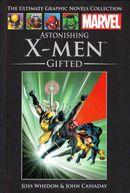Couverture Astonishing X-Men - Surdoués