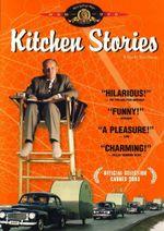 Affiche Kitchen Stories
