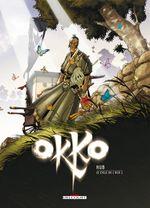 Couverture Le Cycle de l'air : Première Partie - Okko, tome 5