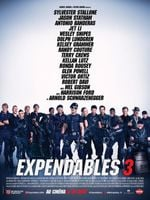 Affiche Expendables 3