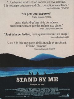 Affiche Stand by Me