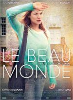 Affiche Le Beau Monde