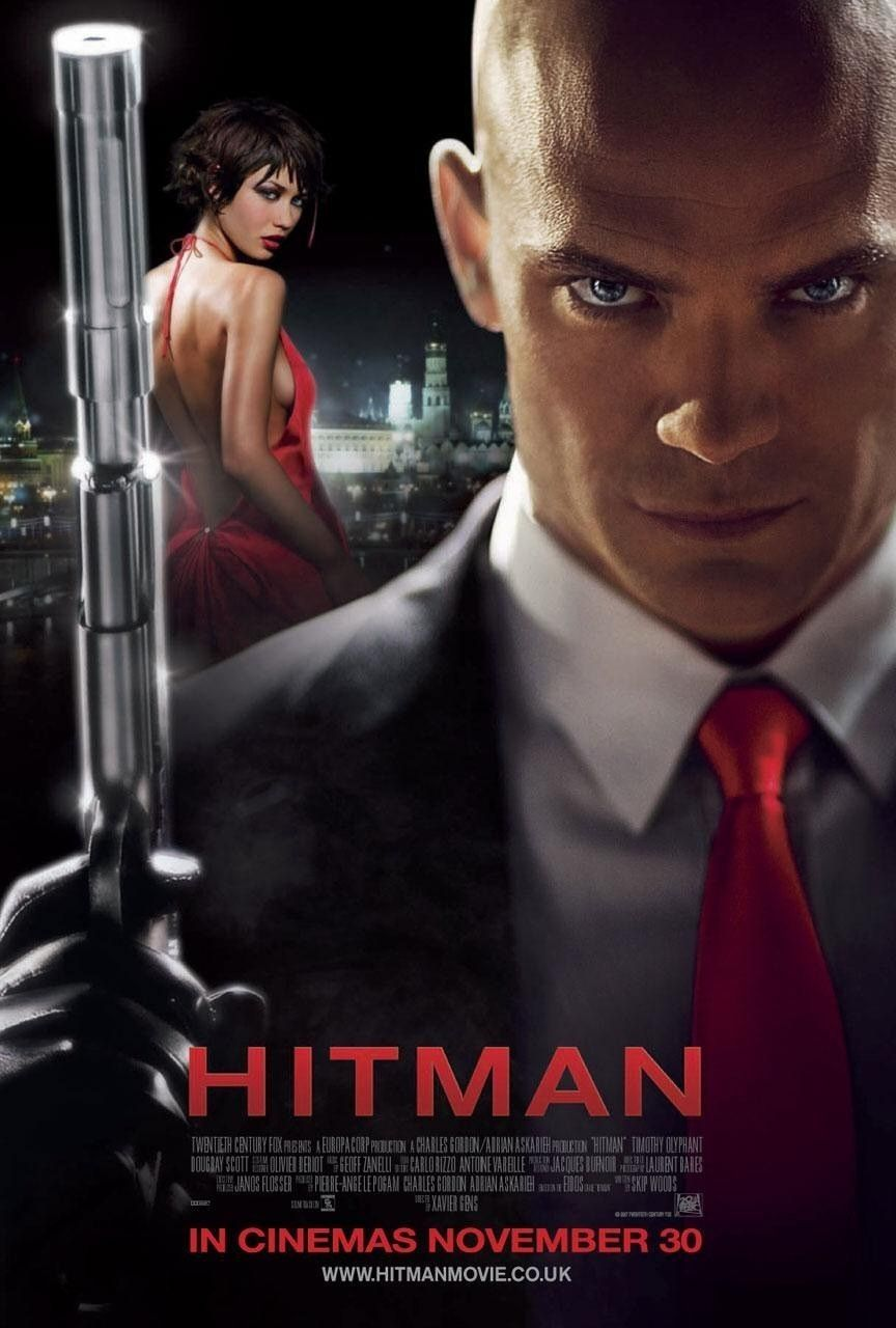 affiches posters et images de hitman 2007 senscritique. Black Bedroom Furniture Sets. Home Design Ideas