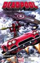 Couverture Deadpool vs. S.H.I.E.L.D. - Deadpool (2013), tome 4
