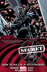 Couverture How To MA.I.M. A Mockingbird - Secret Avengers (2013), tome 3