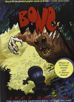 Couverture Bone: One Volume Edition