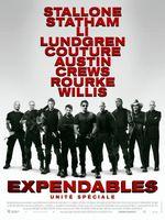 Affiche Expendables : Unité spéciale