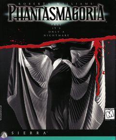 Jaquette Phantasmagoria
