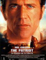 Affiche The Patriot, le chemin de la liberté