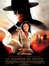 Affiche La Légende de Zorro