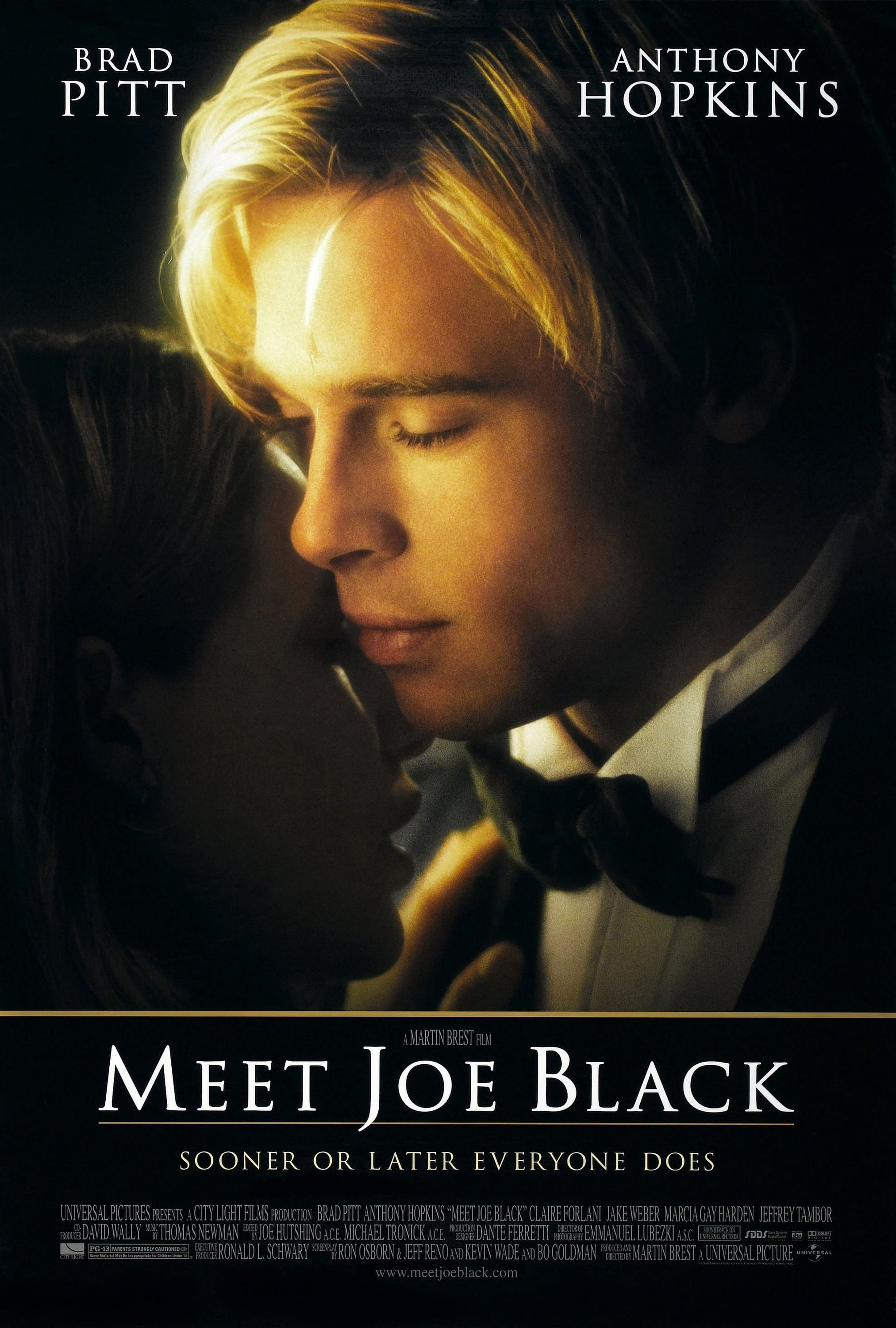 Music de film rencontre avec joe black