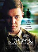 Affiche Un homme d'exception