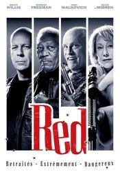 Affiche Red