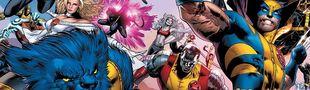 Cover Chronologie X-Men/Uncanny X-Men/Wolverine and the X-Men/All-New X-Men/Extraordinary X-Men/X-Men Gold/X-Men Blue (VO)
