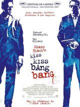 Affiche Kiss Kiss Bang Bang