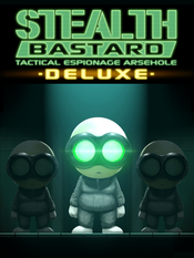 Jaquette Stealth Bastard Deluxe