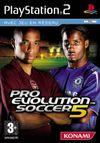 Jaquette Pro Evolution Soccer 5