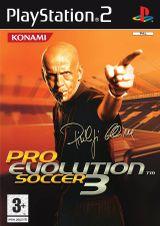 Jaquette Pro Evolution Soccer 3