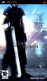 Jaquette Crisis Core : Final Fantasy VII