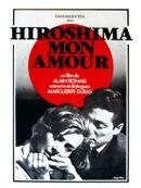 Affiche Hiroshima mon amour