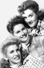 Logo The Andrews Sisters