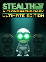 Jaquette Stealth Inc : A Clone in the Dark - Ultimate Edition