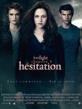 Affiche Twilight : Chapitre 3 - Hésitation