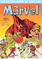 Couverture Marvel