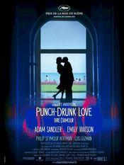Affiche Punch-Drunk Love, ivre d'amour