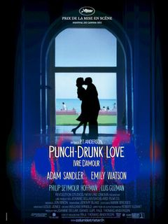 Affiche Punch-Drunk Love, ivre d'amour