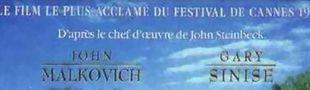 Cover Cannes 1992, mon palmarès