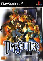 Jaquette TimeSplitters