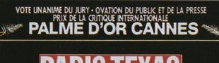 Cover Cannes 1984, mon palmares