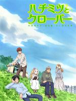 Affiche Honey and Clover
