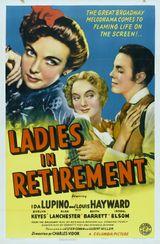 Affiche Ladies in Retirement