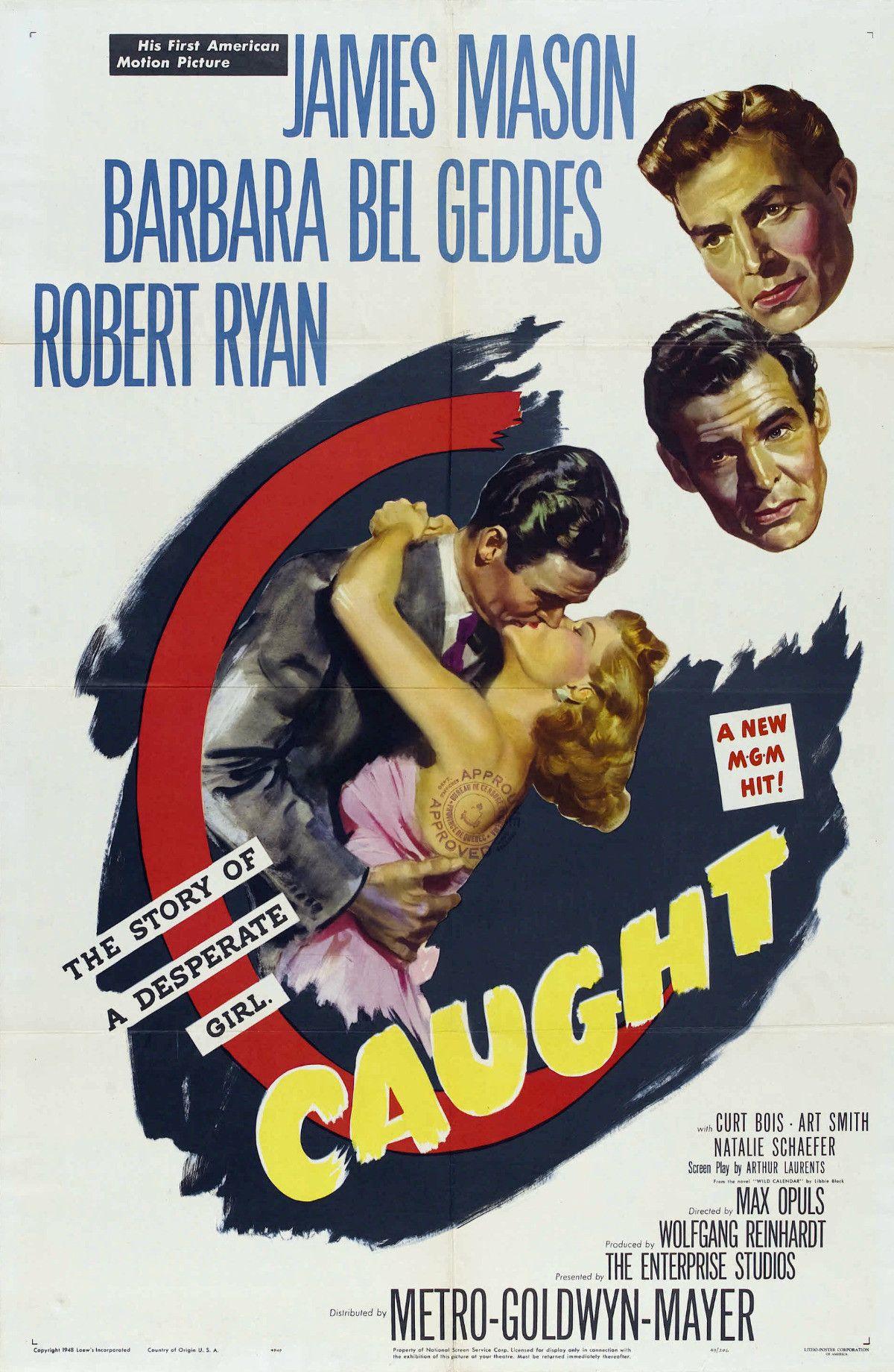Pris au piège (1949)