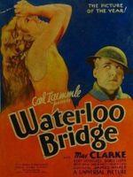 Affiche Waterloo Bridge
