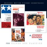 Pochette The Americanization of Emily / The Sandpiper / Drums of Africa (OST)