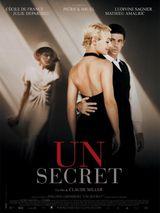 Affiche Un secret
