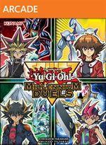 Jaquette Yu-Gi-Oh! Millennium Duels
