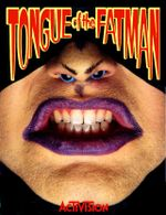 Jaquette Tongue of the Fatman